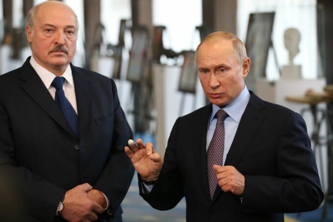 """Putin a pregătit o forţă rusă de poliţie în sprijinul lui Lukaşenko. """"Rusia își va îndeplini obligațiile"""""""