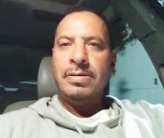 Raul Guillen, victima Aubrey Gold