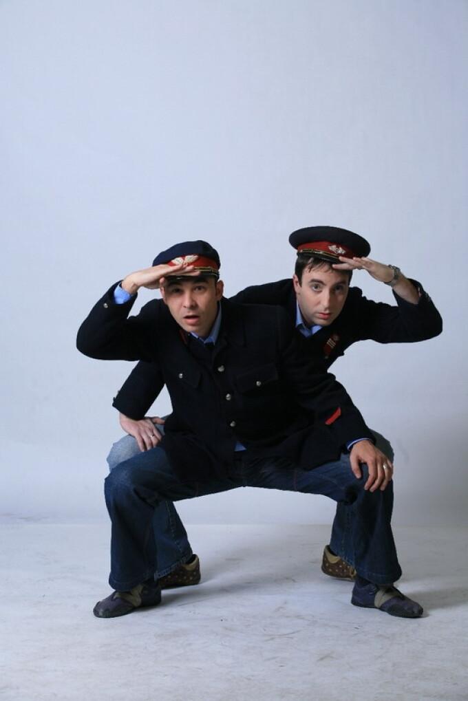 Ernest Fazekas si Ramon Cotizo
