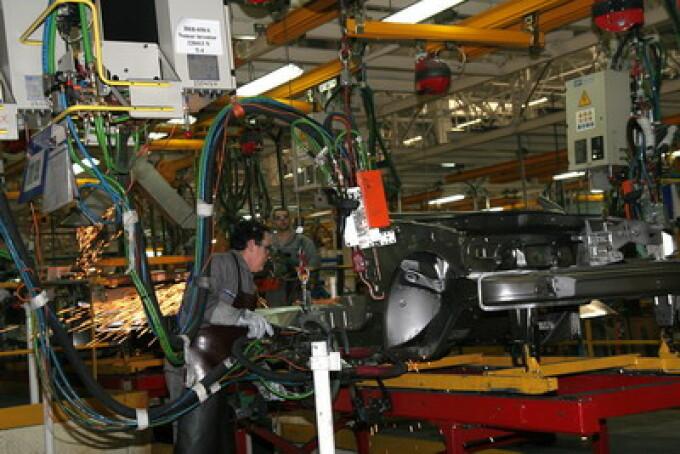 Fabrica de masini
