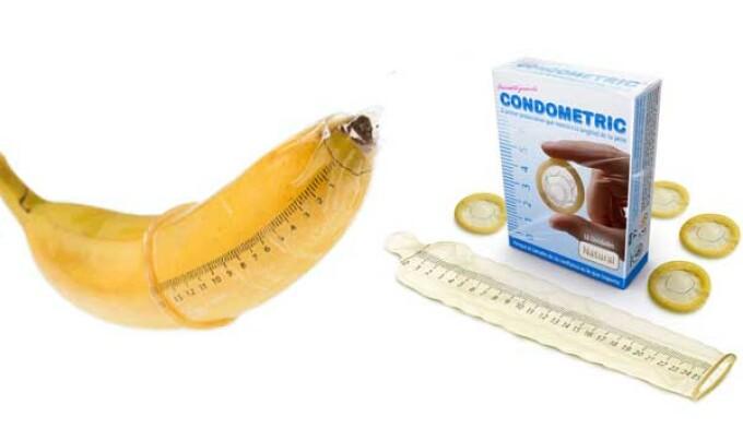Prezervativul centimetru