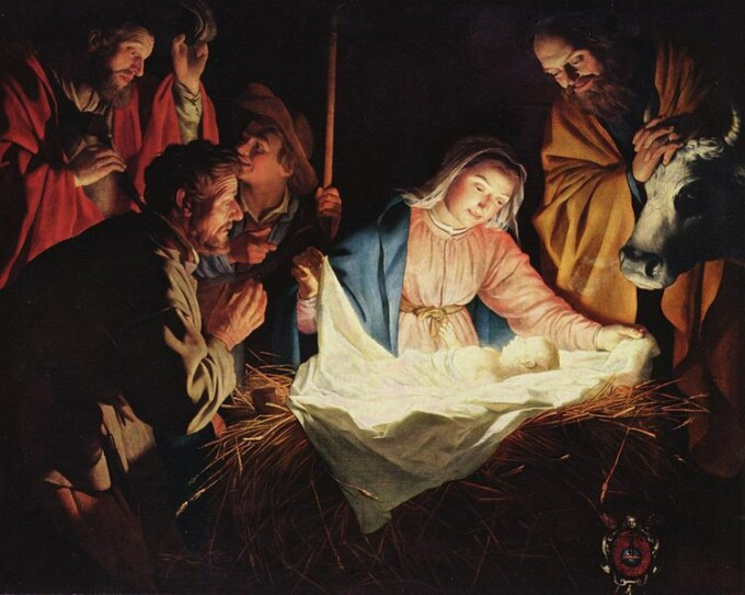 nasterea lui Iisus