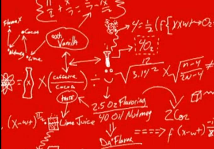 formula secreta Coca Cola