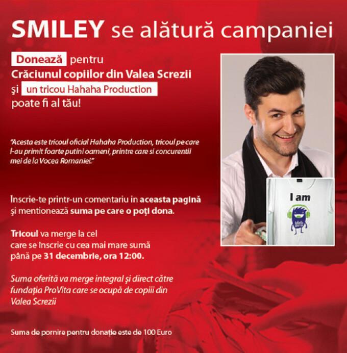 Smiley - Salveaza