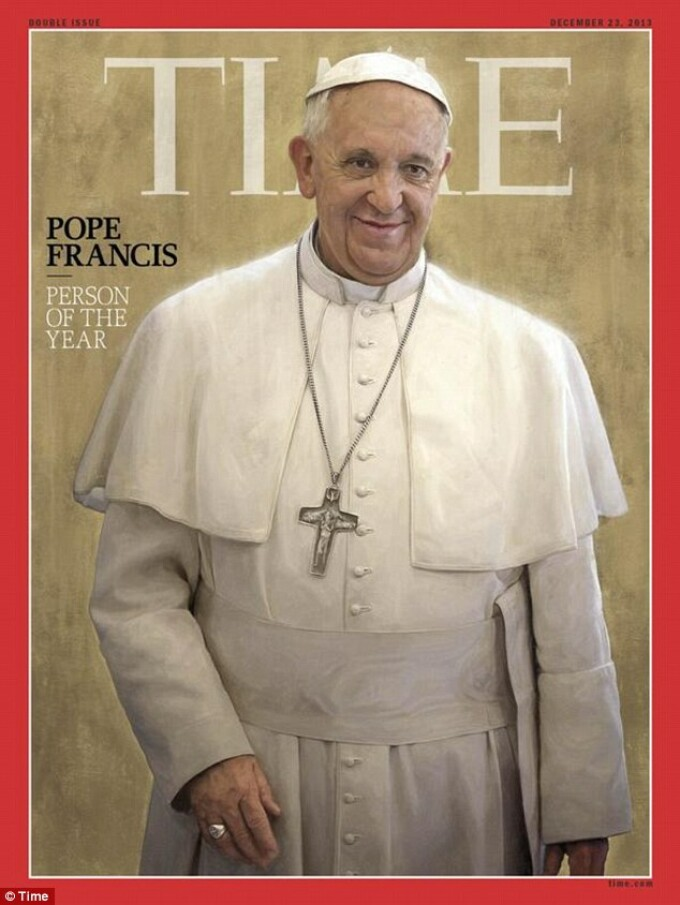 papa francisc time