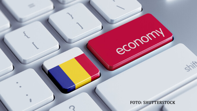 Romania economie tastatura