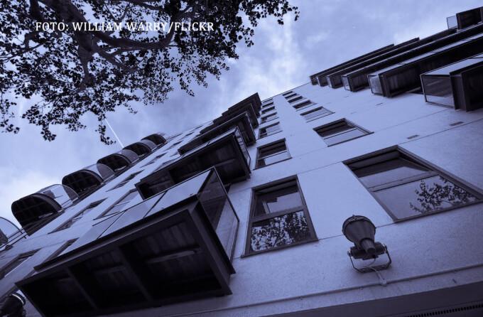 balcon de bloc