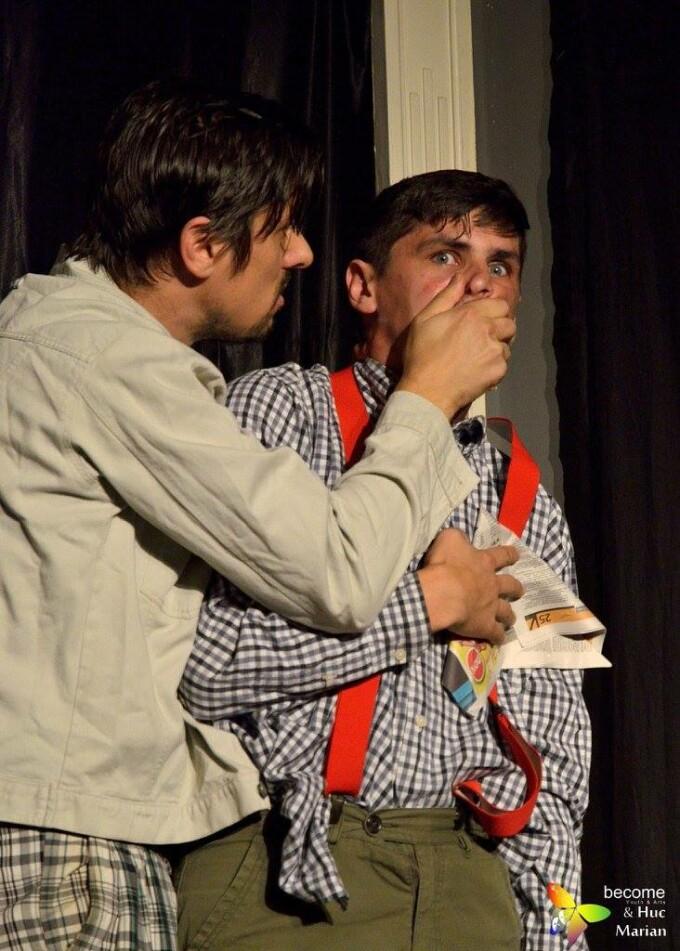 Teatrul BECOME din Sibiu aduce in luna cadourilor o serie de surprize teatrale