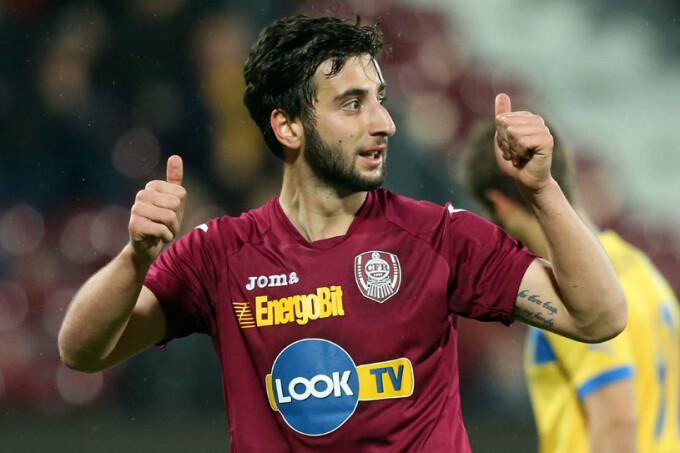Un alt jucator important pleaca de la CFR Cluj: