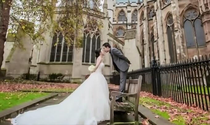 Decor De Nunta Pentru Cuplurile Din China Londra Aduce Sume