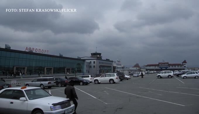 aeroportul din Vladivostok