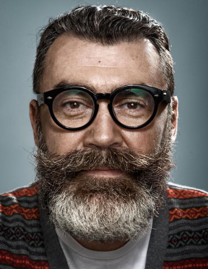 Romani cu barba
