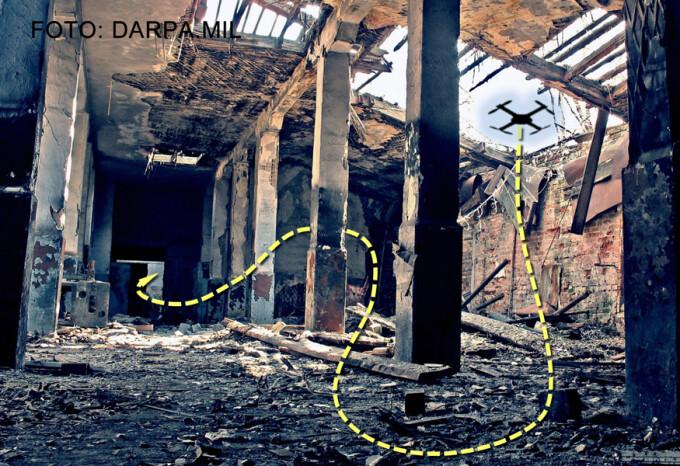 drona DARPA