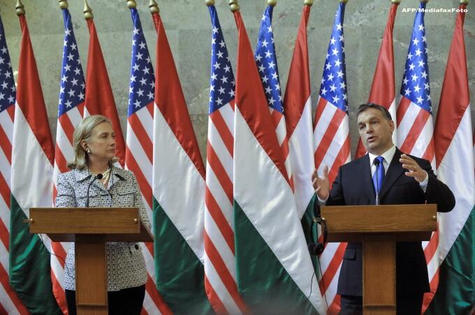 Hillary Clinton, Viktor Orban