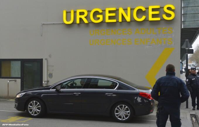 Alerta in Franta