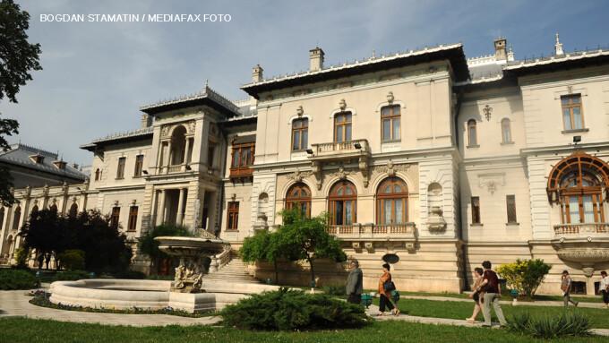 vizitatori palatul Cotroceni