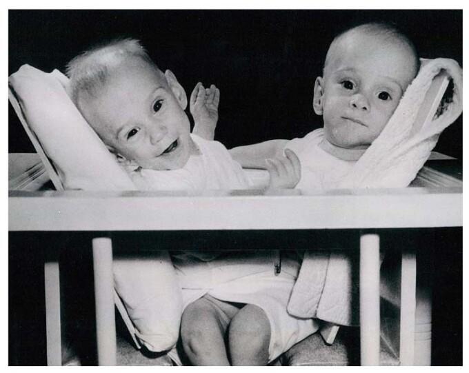 Ronnie si Donnie Galyon