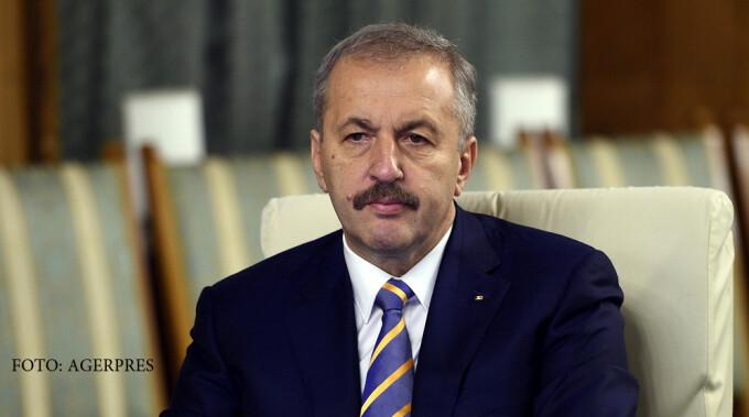 Vasile Dancu, vicepremier si ministru al Dezvoltarii Regionale si Administratiei Publice, participa la sedinta de guvern