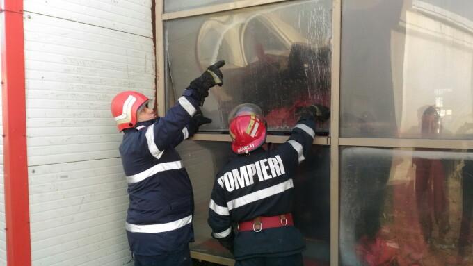 incendiu muzeul romilor