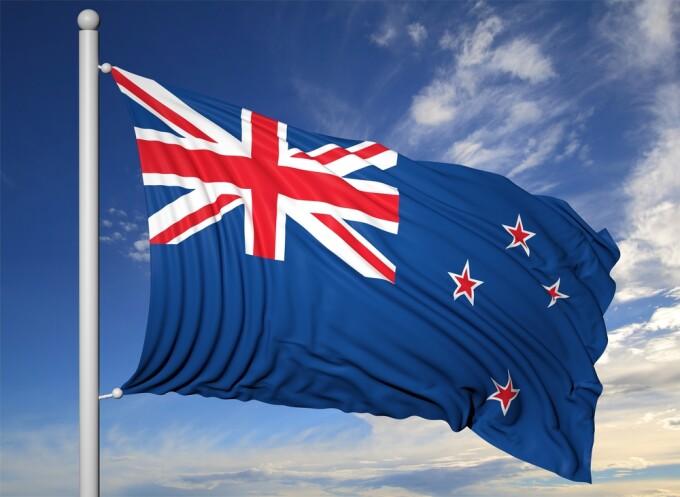 drapel Noua Zeelanda
