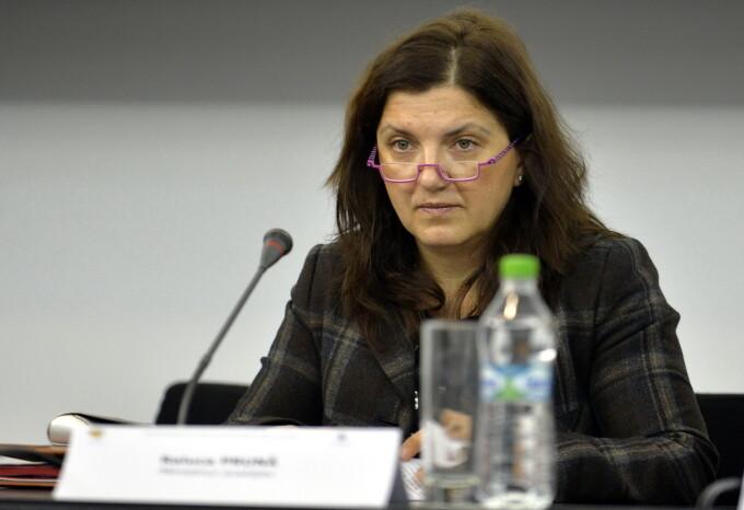 Raluca Pruna, ministrul justitiei - Agerpres