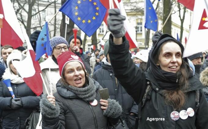 Proteste Polonia