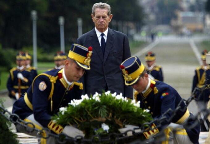 Regele Mihai al României