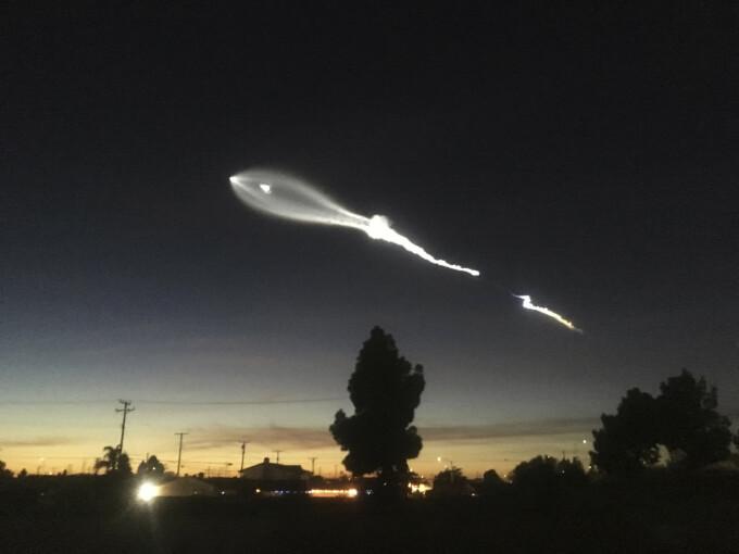 Falcon 9, SpaceX
