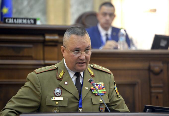 Nicolae Ciucă, Şeful Statului Major al Apărării,