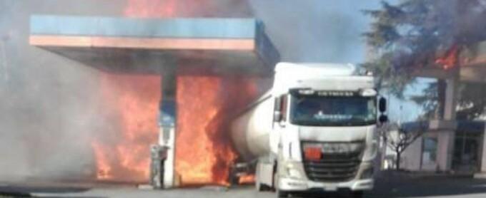 italia, benzinarie, explozie,