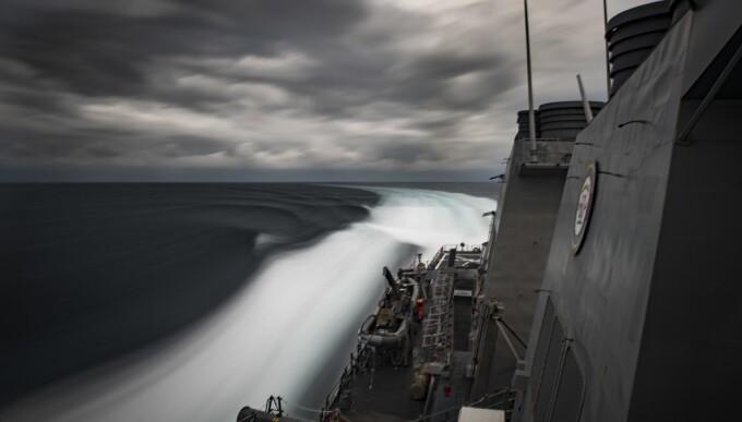 nava USS Carney