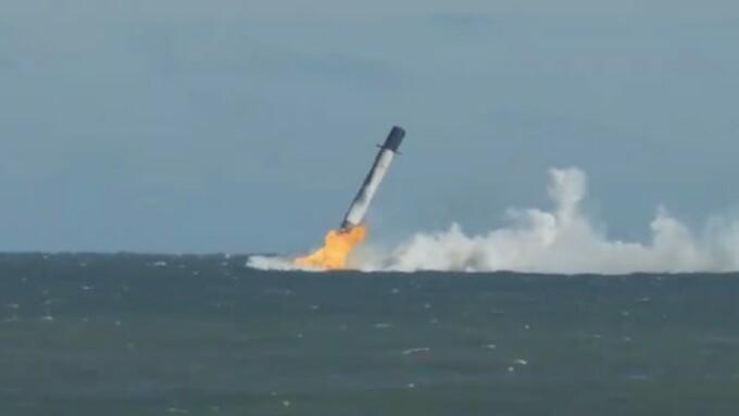 racheta, spacex, mare, falcon 9,