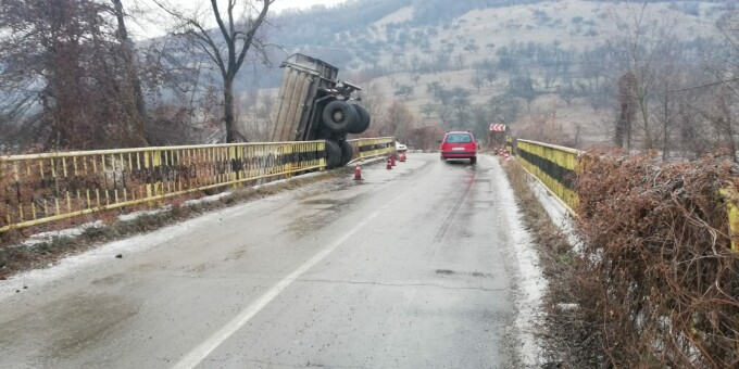 accident Bistrita