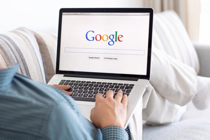 cautari google