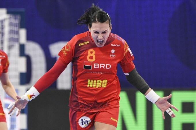 Campionatul European de Handbal Feminin - Cristina Neagu