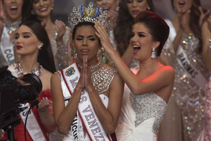 miss venezuela, isabella rodriguez