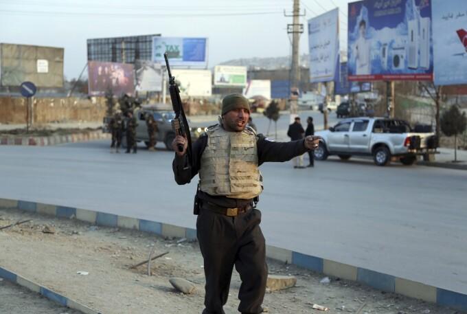 Atac armat cu peste 43 de morţi, în Kabul.