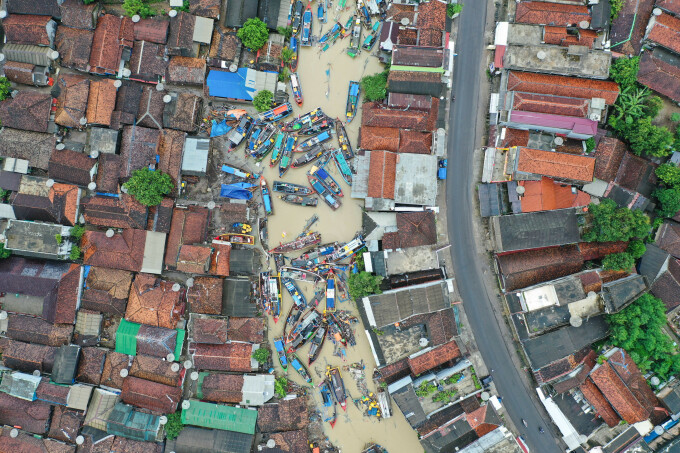 Indonezia dupa tsunami