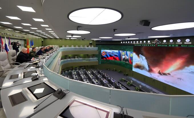 Racheta rusească care poate învinge scutul de la Deveselu, testată sub ochii lui Putin