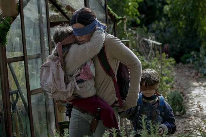 bird box, film, romania, netflix