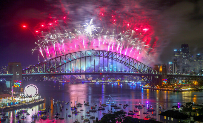 anul nou sydney 2018