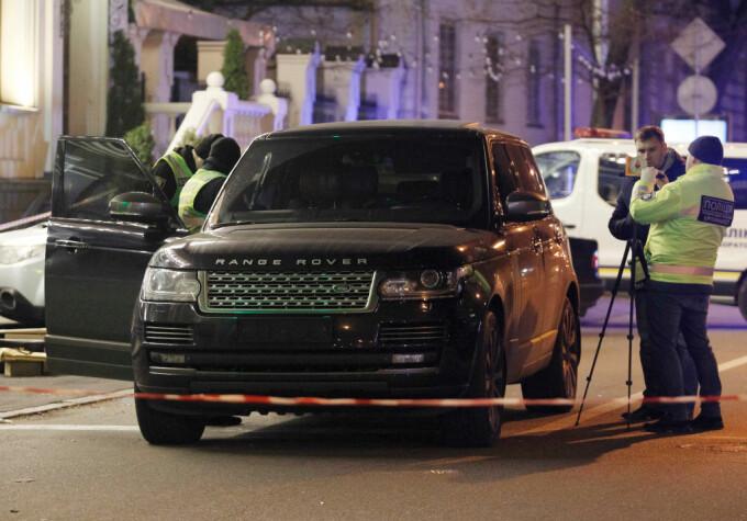 Tentativa de asasinat la Kiev - 1