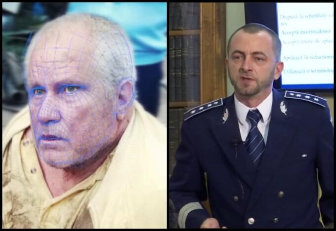 Cum a cedat Dincă în lupta cu profilerul Poliției Române: