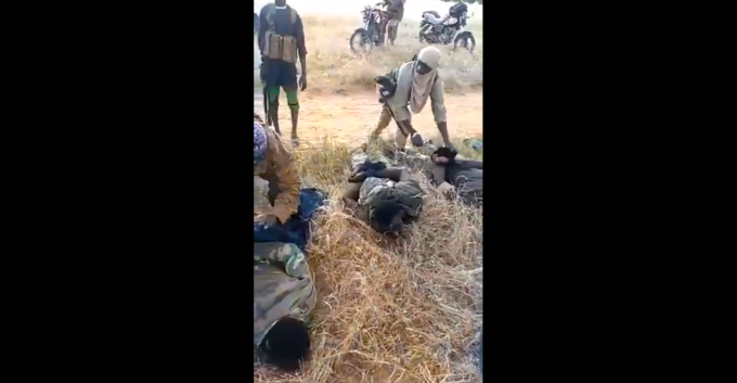 masacru Niger
