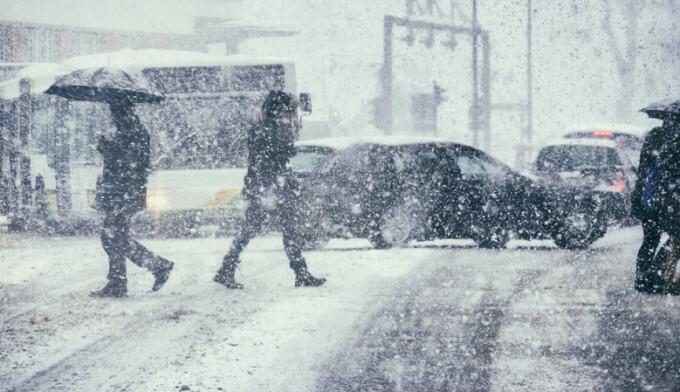 Cod galben de ninsoare viscolită pentru zona de munte a judeţului Cluj, până la ora 20:00