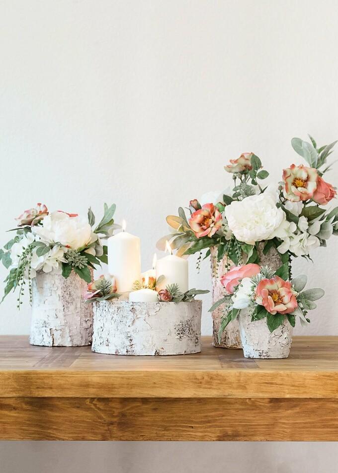 (P) De ce să folosești flori de plastic pentru decorațiunile de Sărbători?