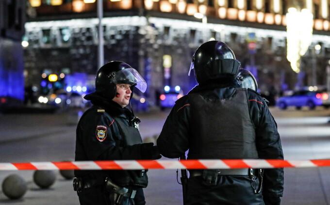 Atac armat în Rusia lângă sediul FSB