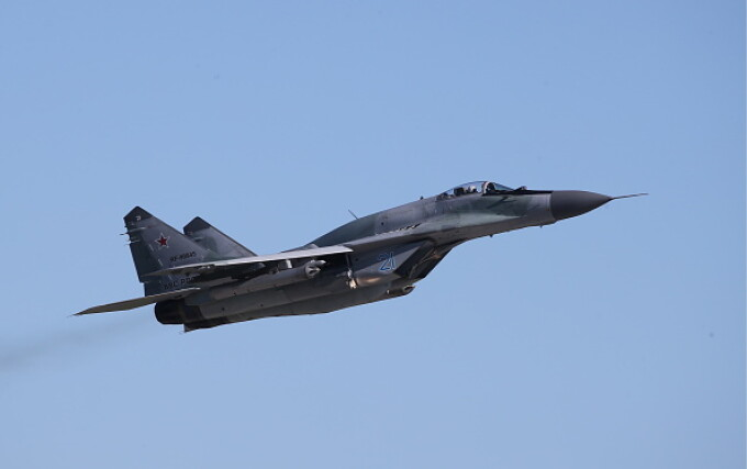avion MiG