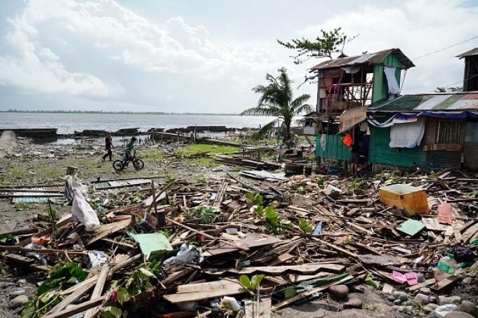 Cel puțin 16 morți în Filipine în ziua de Crăciun, în urma taifunulu Phanfone - 7
