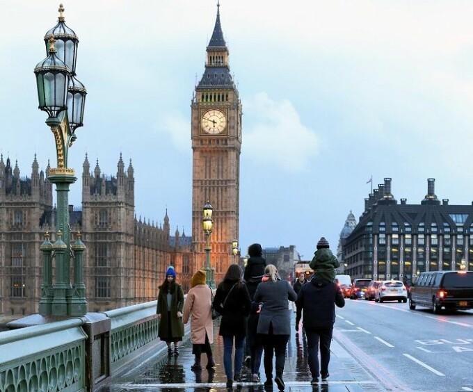 Brexit, Londra